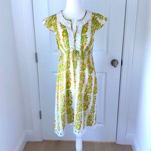 CALYPSO ST BARTHS coverup dress